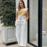 Outfits casuales con palazzo